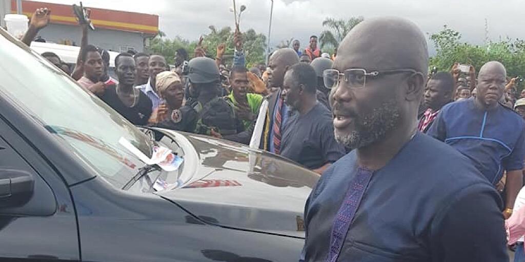 Guinée : Georges WEAH, Président libérien attendu à Conakry ce jeudi