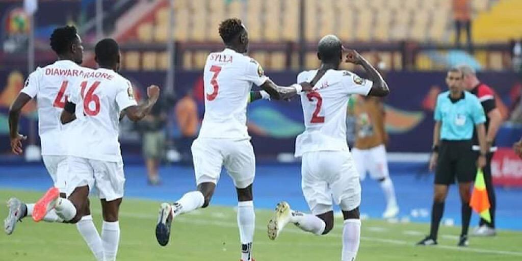 Guinée /Football : Les primes de qualification du syli national pour les 8ème finales de la CAN 2019 ont été payées