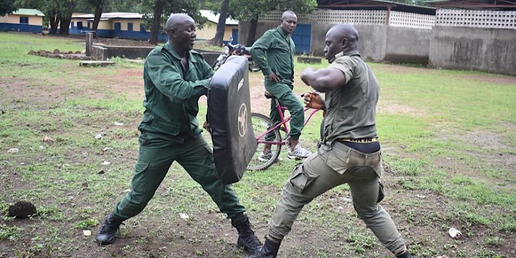 FORMATION : Les gendarmes de la territoriale renforcent leurs capacités.