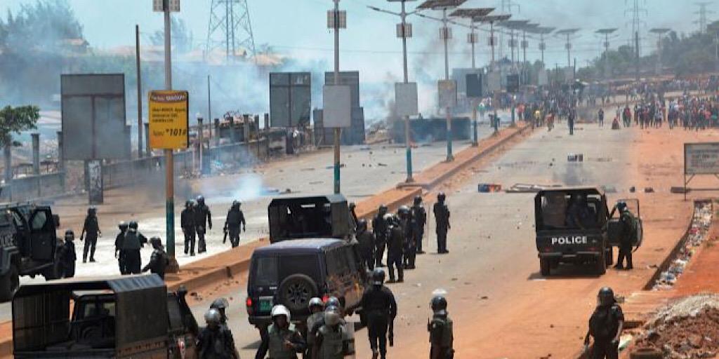 Un moment crucial pour les droits humains en Guinée