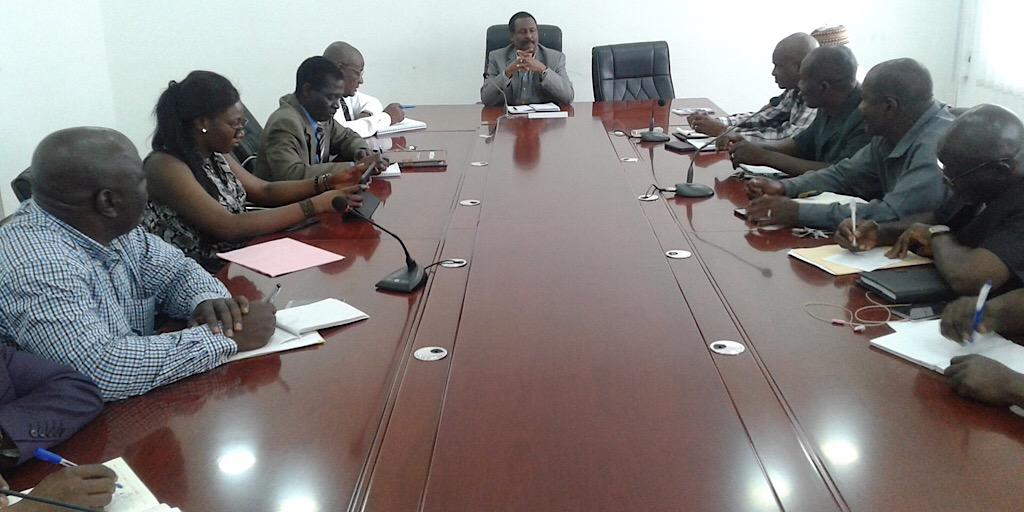 Ministère de l'énergie : Dr Cheick Taliby Sylla trouve une solution idoine aux problèmes d'électrification de la ville de Kankan