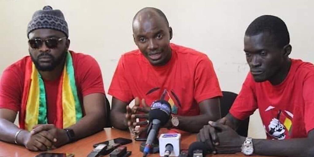 Faya Milimouno condamne l'arrestation des membres du FNDC