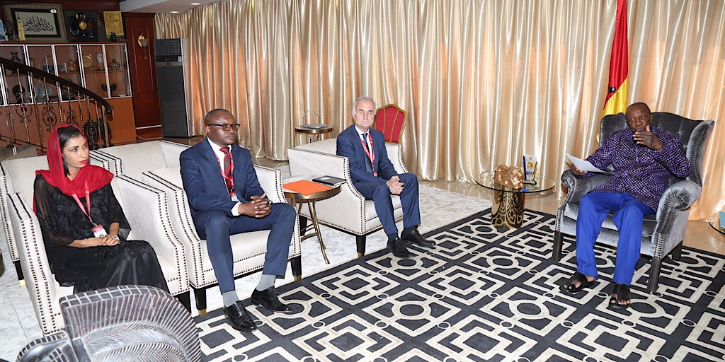 Guinée /Comment développer la télévision payanteen Guinée : Le président de Canal+ à Sékhoutouréyah