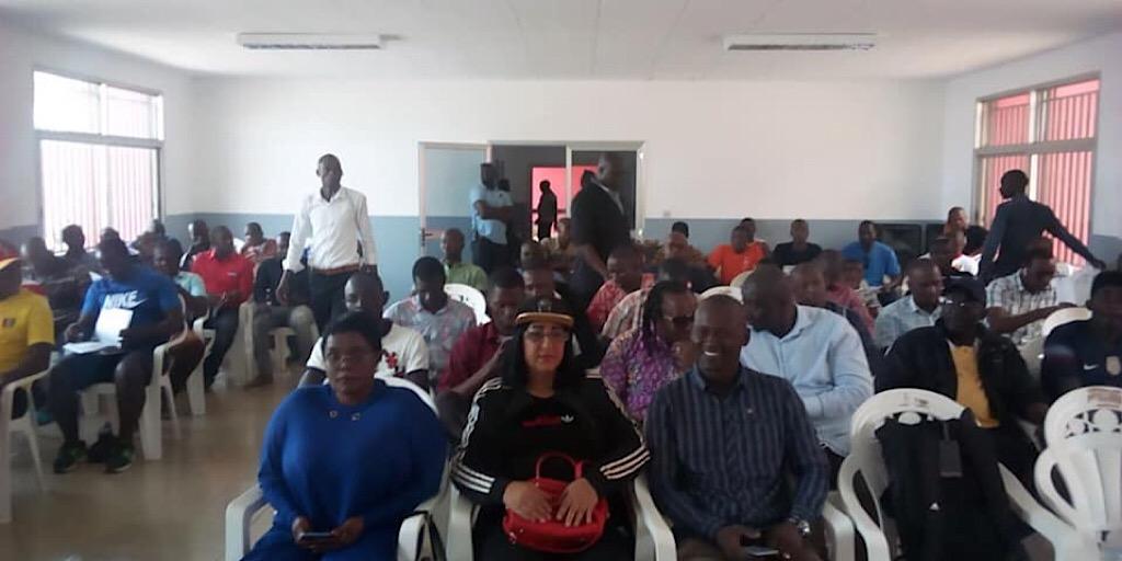 MAMADOU ANTONIO SOUARÉ reçoit le soutien et la solidarité de la famille du Football Guinéen.