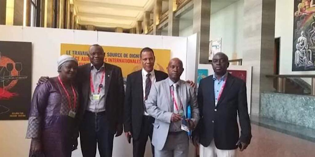 Guinée : Bataille de l'international, qui du SLECG de Soumah et Kadiatou Bah dit vrai autour de la reconnaissance?