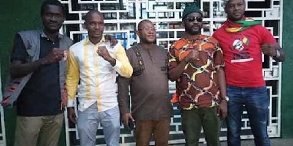 Les membres du FNDC interpellés à Conakry ont été libérés