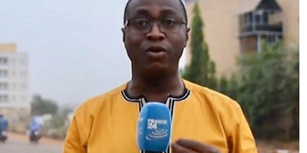 Guinée : Bangaly Touré, correspondant de France24, ''molesté'' : ''j'accuse le directeur du protocole d'Etat''