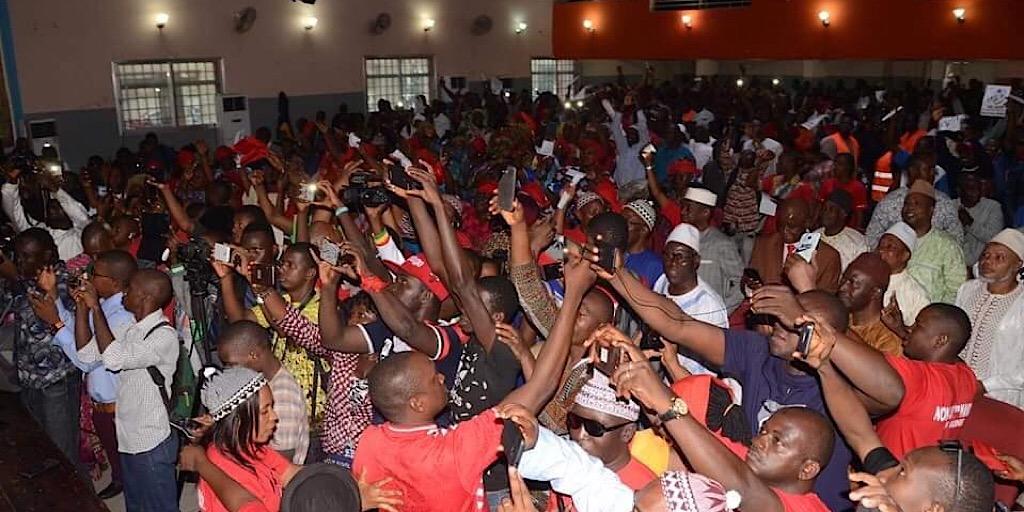 Affaire 3e mandat en Guinée/FNDC : «Aux forces de défense et de sécurité, le peuple de Guinée vous a à l'œil…» (déclaration)