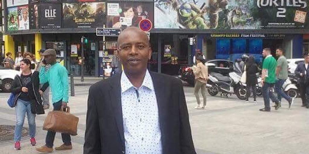 Guinée : Ibrahima Sory Cissé en service à la Caisse Nationale de Sécurité Sociale aussi en garde à vue.