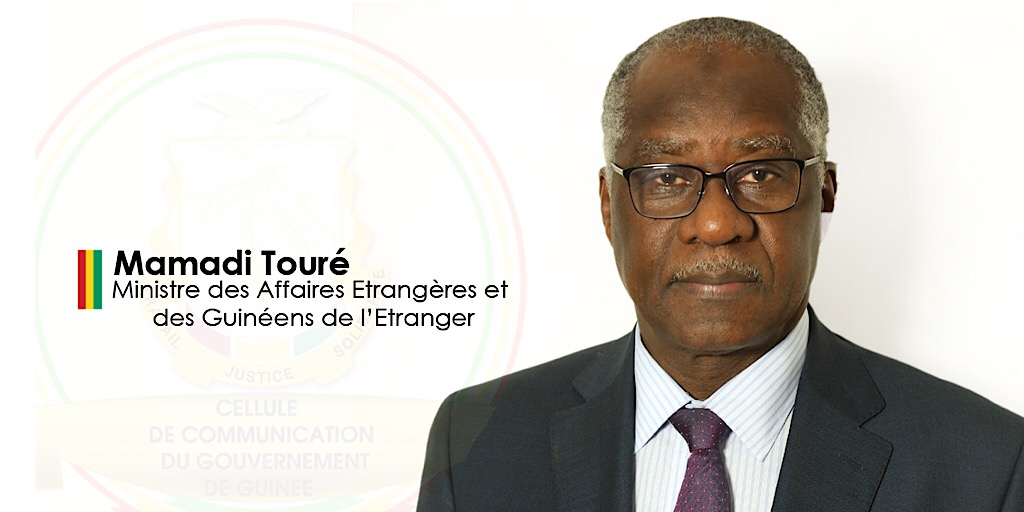 COMMUNIQUE DE PRESSE RELATIF A L'APPELLATION OFFICIELLE DE LA RÉPUBLIQUE DE GUINÉE