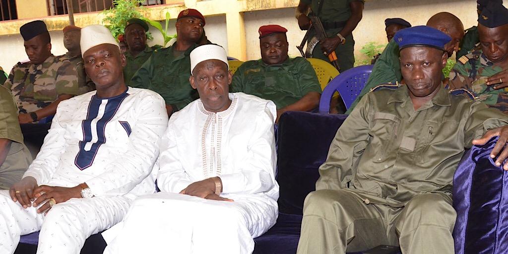 Guinée : Dr Mohamed Diané présente ses condoléances aux familles des victimes…