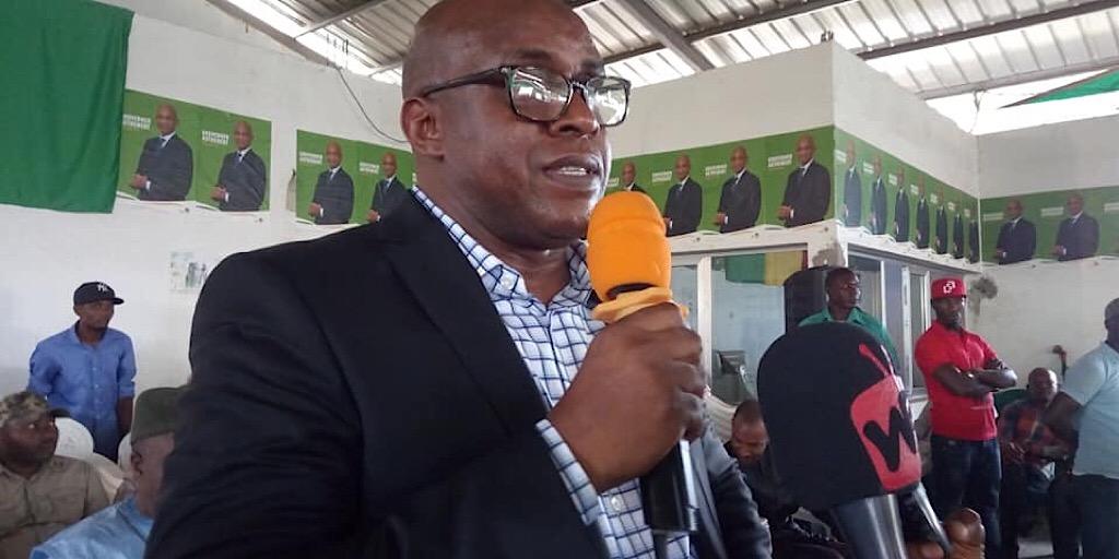 AG de l'UFDG du 03 août 2019 : Dr Fodé Oussou, «nous allons réconcilier les guinéens…»