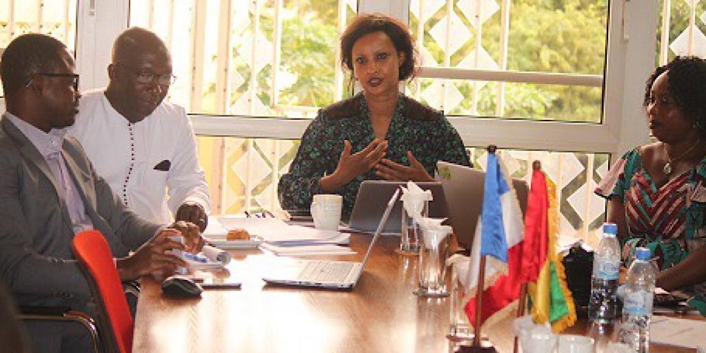 Conakry /Changement climatique : Le programme Adapt'Action de l'AFD épaule la Guinée
