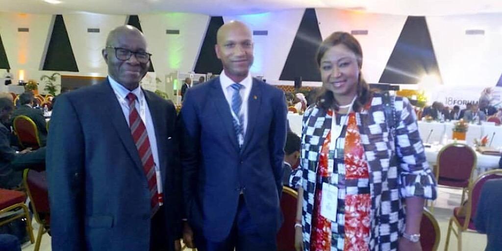 CÔTÉ D'IVOIRE / MINISTERE DU COMMERCE : ABIDJAN, LA GUINÉE PREND PART AU 18ÈME FORUM AGOA 2019.