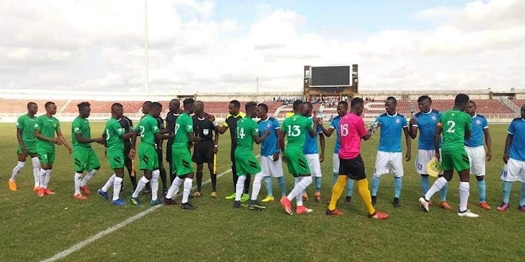 Coupe de la CAF : Santoba domine Tornadoes du Nigeria à Lagos (2-1).