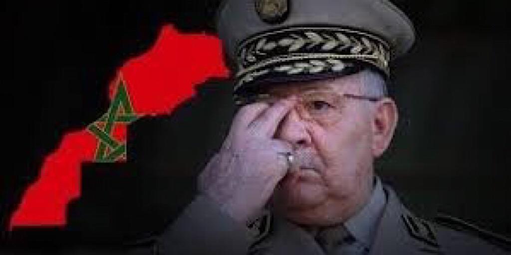 Le Général Gaïd Salah : une haine viscérale envers le Maroc