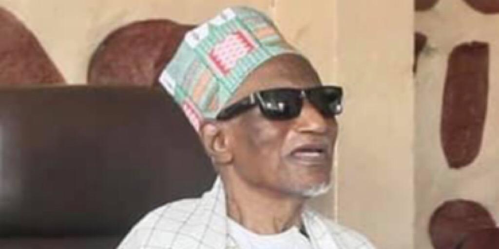 Guinée/Nécrologie : Elhadj Saikou Yaya Barry, Président de la coordination Haali Poular n'est plus!
