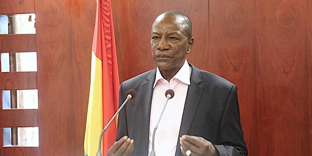 Adresse à la Nation : Alpha Condé invite les Guinéens à se retrouver sous l'arbre à palabres pour discuter de toutes les questions d'intérêt national.