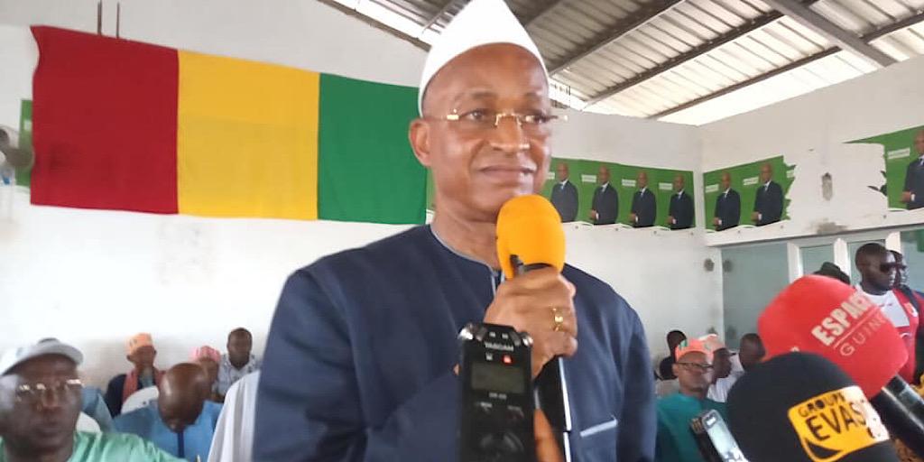 AG de l'UFDG/Cellou Dalein Diallo,« Alpha Condé n'a pas voulu que le procès ait lieu pour des calculs politiciens»