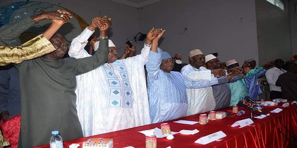 Guinée/FNDC : La liste des complices du coup d'état constitutionnel en planification (document).