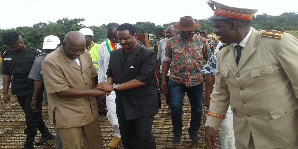 Guinée : le Ministre de l'Energie en tournée dans les différents villages impactés par le Projet Souapiti
