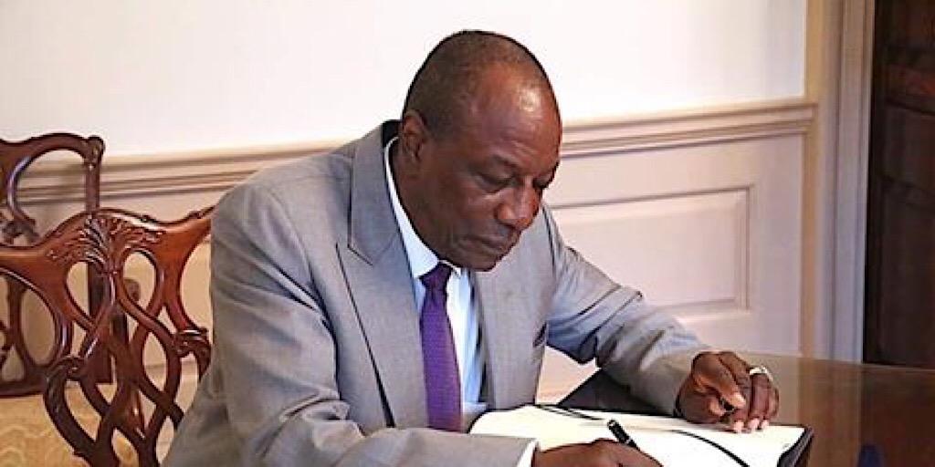 Guinée/Opinion/Alpha Condé : Notre Mamadou Tandja!!! (Par Alpha Saliou Wann)