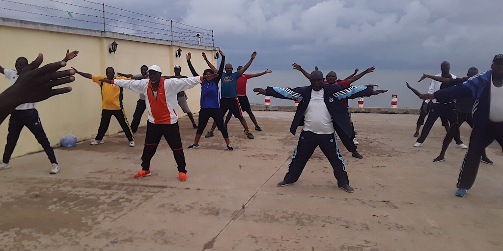 SPORT : La Randonnée Pédestre, une nouvelle discipline sportive en extension en Conakry