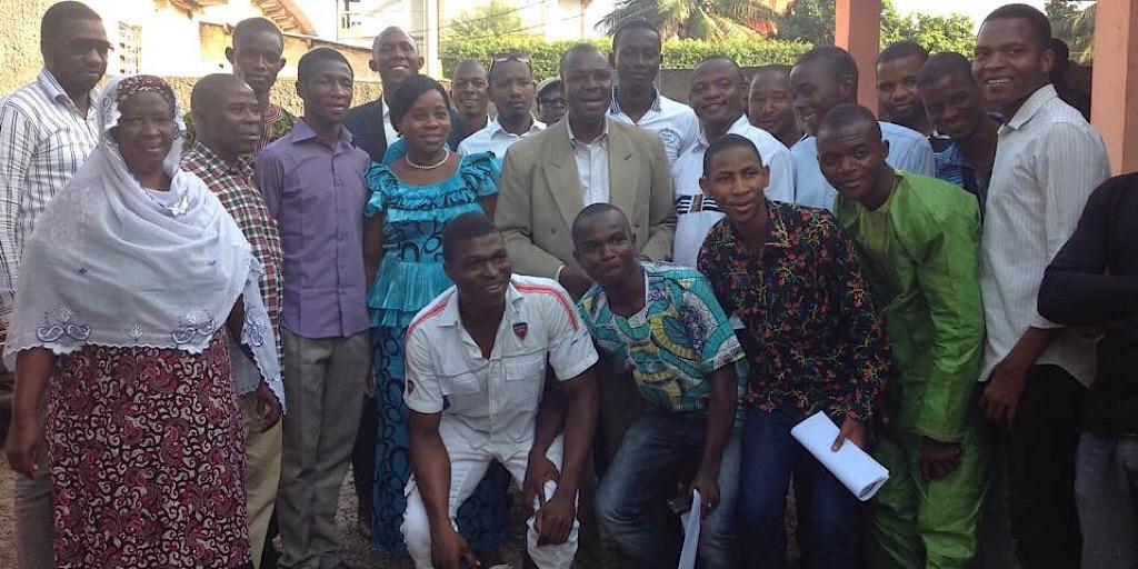 Guinée: Le Bloc Libéral à la rencontre de ses militants de la région forestierre.