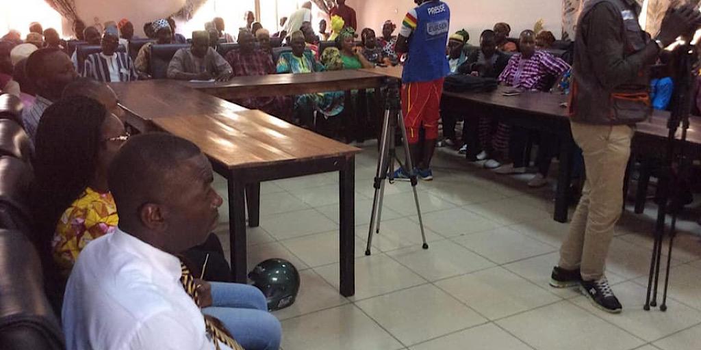 Guinée/Englais au primaire, les experts de Jolly Phonics poursuivent la formation des formateurs à l'interieur du pays.