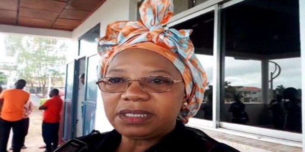 Guinée : Aissatou Bella Diallo soutient  Grand P