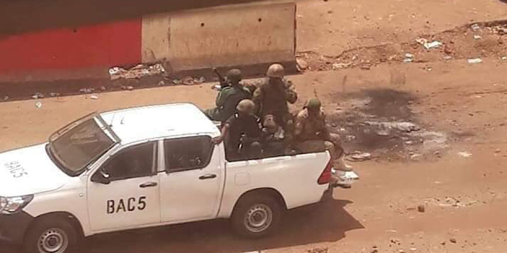 Guinée: L'USTG appelle tous les travailleurs à rester à la maison jusqu'à nouvel ordre…(copie)
