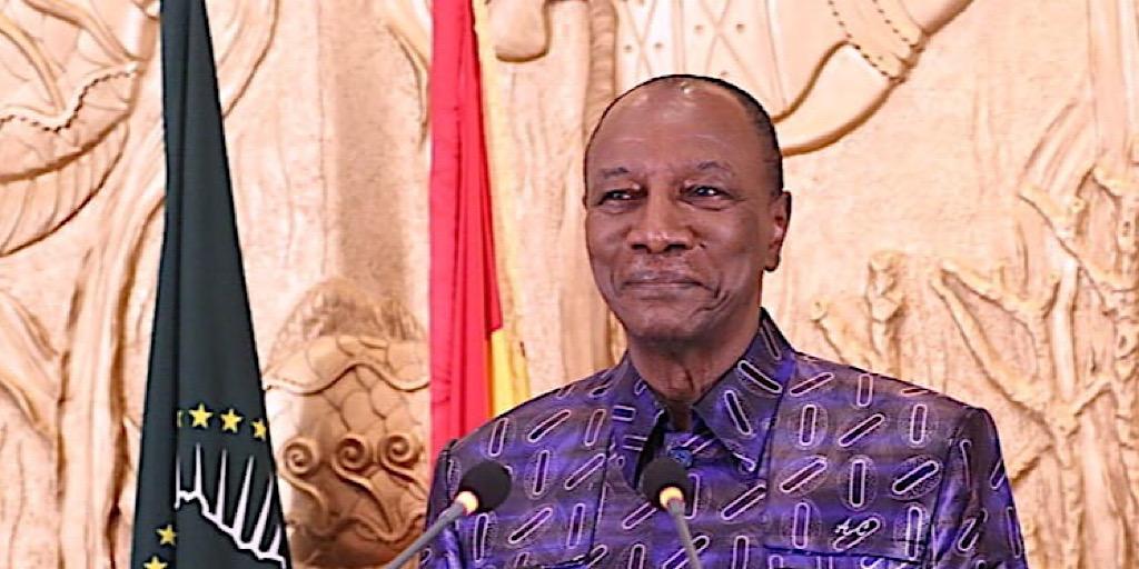 Guinée/Fête de l'Indépendance : Adresse du Chef de l'Etat à la nation