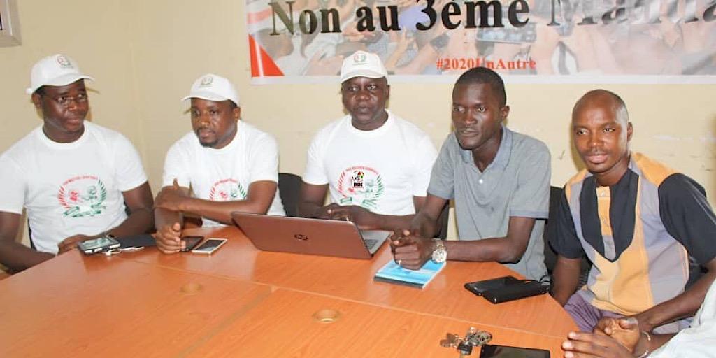 Guinée/Après le GOHA, c'est au tour du mouvement ''Nos Valeurs communes'' dirigé par Étienne Soropogui d'annoncer ce jeudi son adhésion au FNDC ce jeudi 10 octobre 2019.