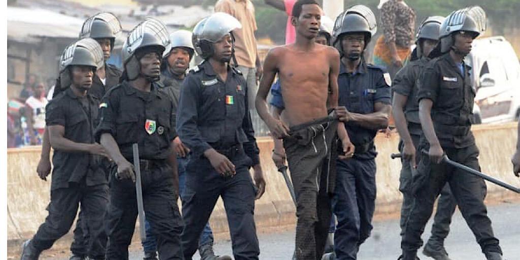 Violences politiques en Guinée : Alerte rouge, déjà 114 tués en 9 ans