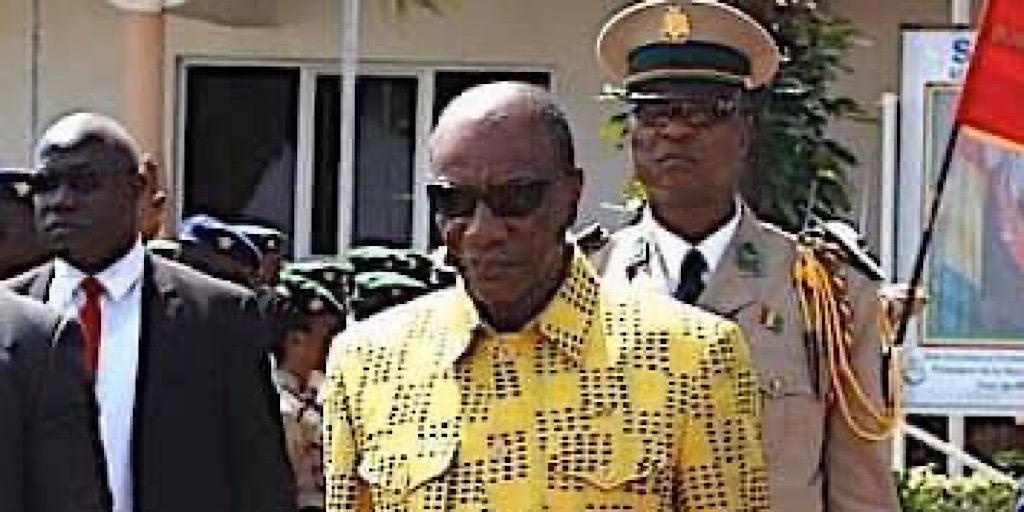 Guinée/Nouvelle Constitution: «Je n'ai pas de conviction, je ferai ce que le peuple guinéen veut.», Alpha Condé