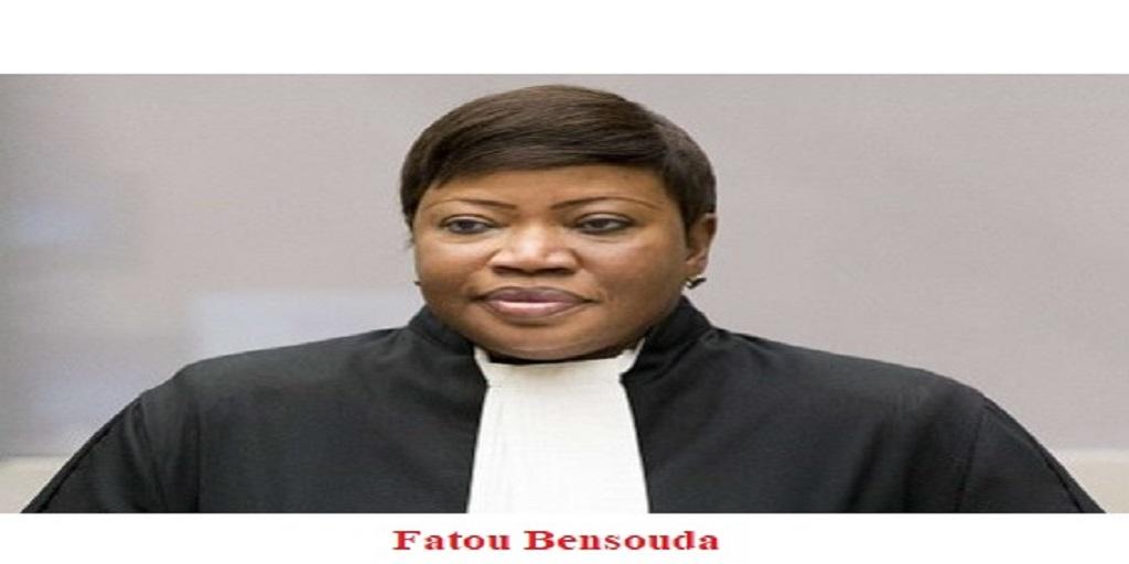 Le Collectif Contre l'impunité en Guinée (CCIG) cherche des informations sur les relations entre le président Alpha Condé et M. Philippe Bensouda l'époux de Fatou Bensouda procureure de la CPI.