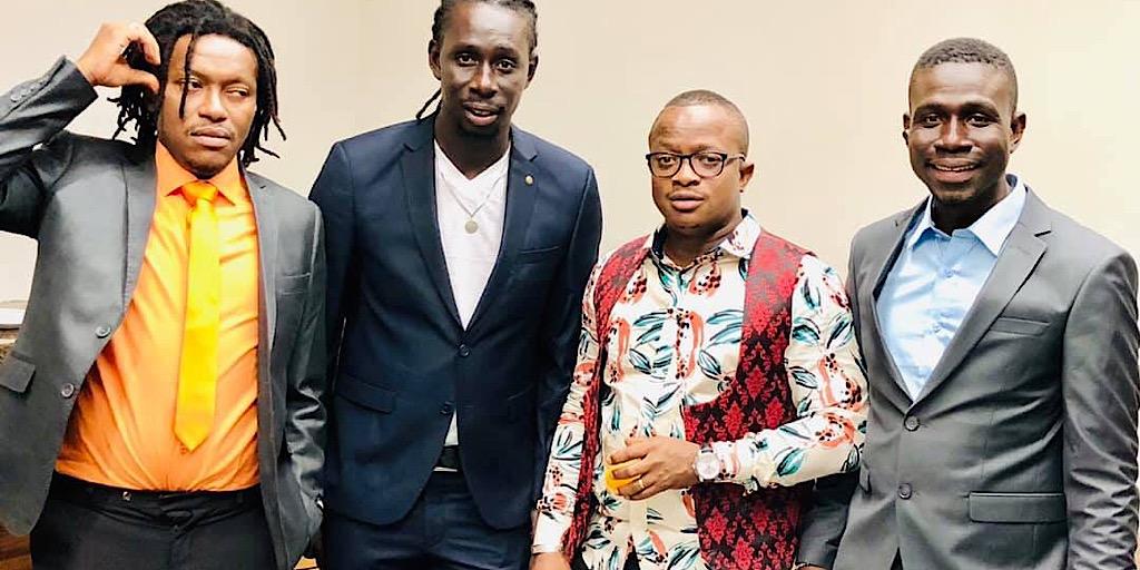 Guinée/Communiqué: Degg j et Banlieuzart s'excusent auprès des guinéens!