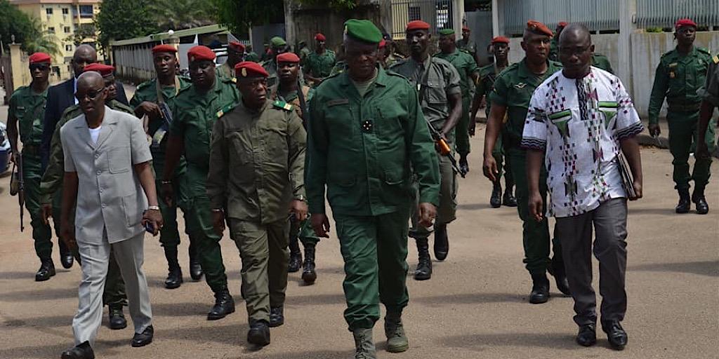 Communiqué: Le chef d'État-major général des Armées appelle à la retenue, au civisme… pour préserver les acquis.