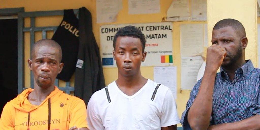 Guinée/Trois autres personnes mises en cause pour le pillage des PA