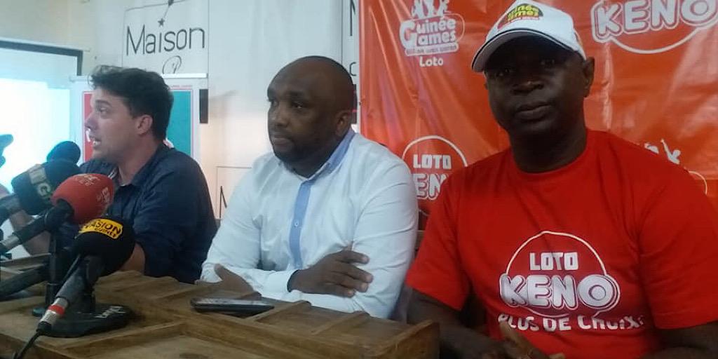 Loterie: Guinée-Games ouvre une nouvelle fénêtre de pari