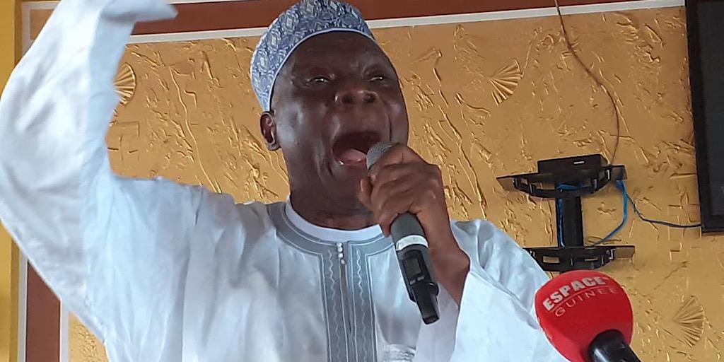 Guinée/Elhadj Tidiane Traoré : 《 La constitution de 2010 n'a pas été soumise à l'approbation du peuple par voie référendaire. 》