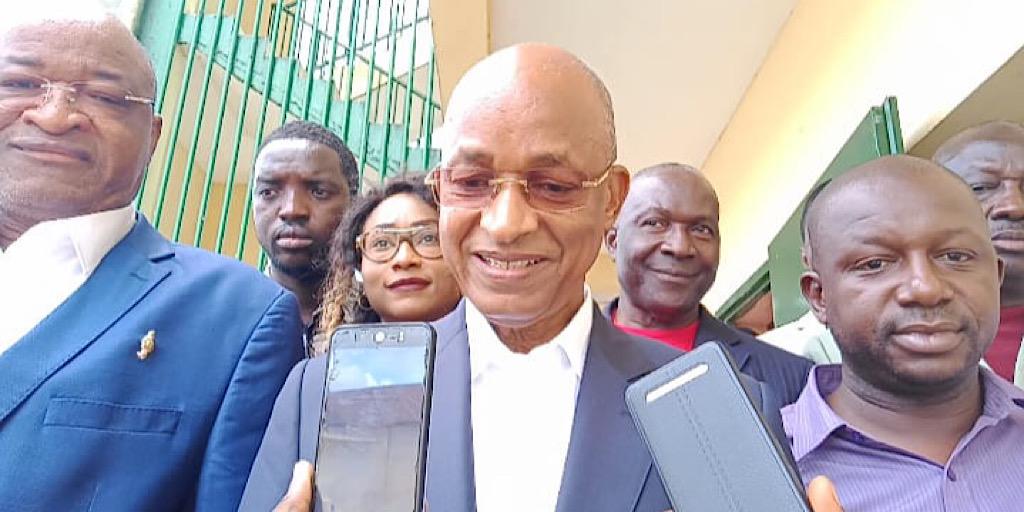 GUINÉE/L'OPPOSITION RÉPUBLICAINE AFFÛTE SA STRATÉGIE POUR LA MARCHE DU LUNDI 14 OCTOBRE