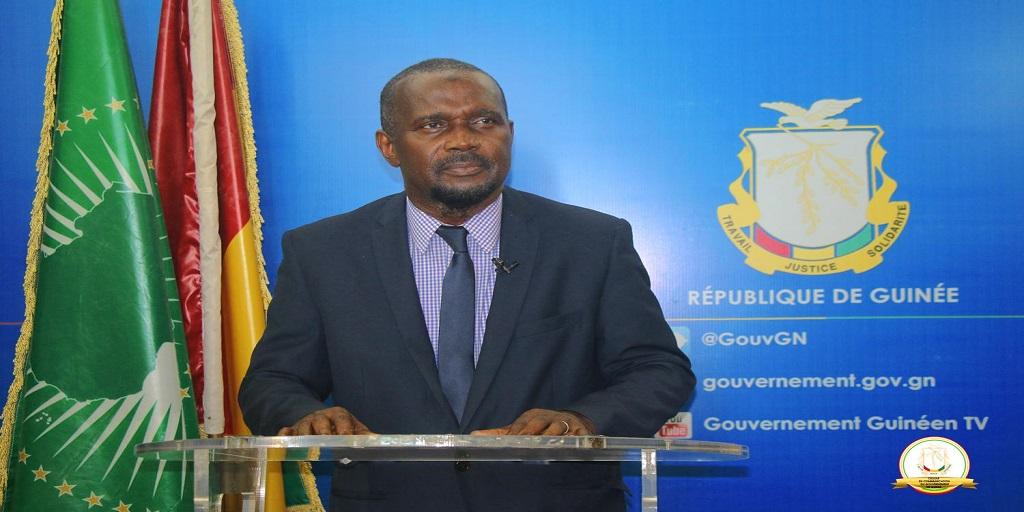 Guinée : COMPTE RENDU DE LA SESSION ORDINAIRE DU CONSEIL DES MINISTRES DU JEUDI, 03 OCTOBRE 2019.