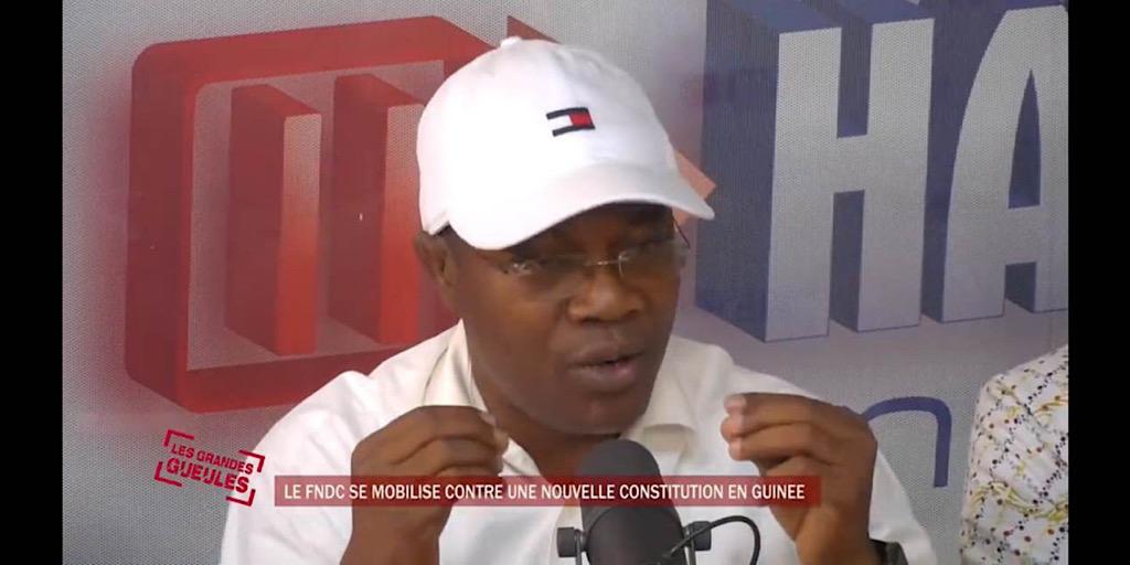 Guinée/Paris/EXPLICATION: Ousmane Gaoual n'a rien dit de grave ni de répréhensible !