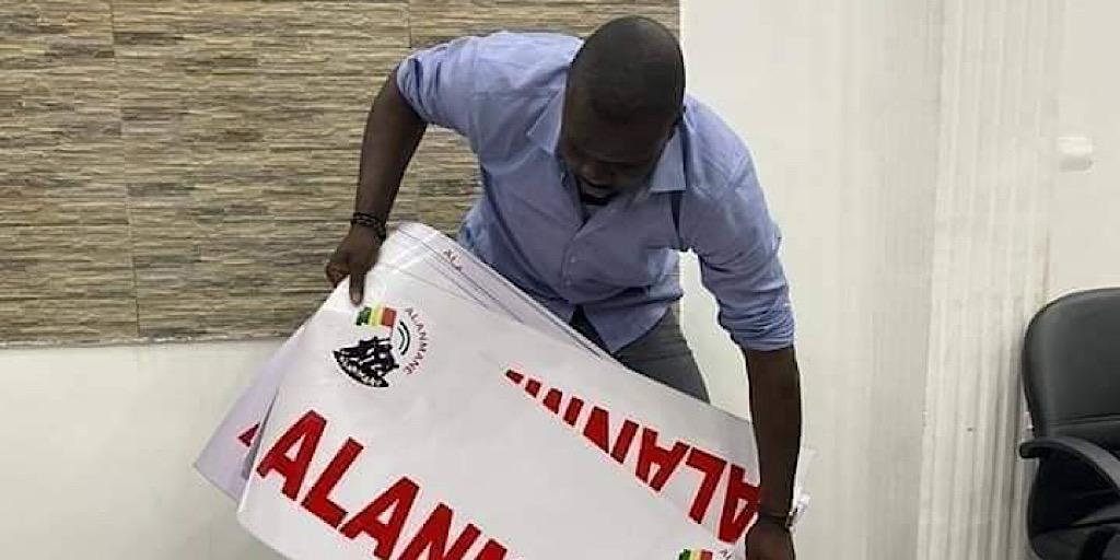 Accueil du Président Alpha CONDÉ: La Guinée au rythme du « POSSIBLE » !