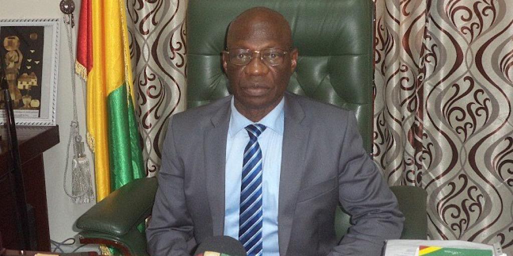 Guinée/MATD/Menace de manifestations du FNDC : la déclaration du ministre Bouréma Condé