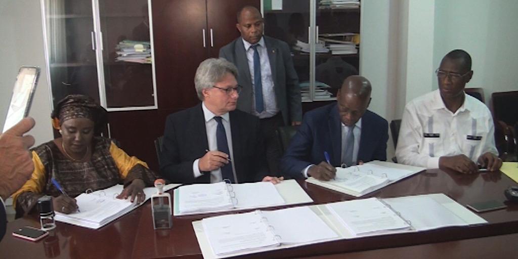 Guinée:  ANIES  biométrise  son système de gestion