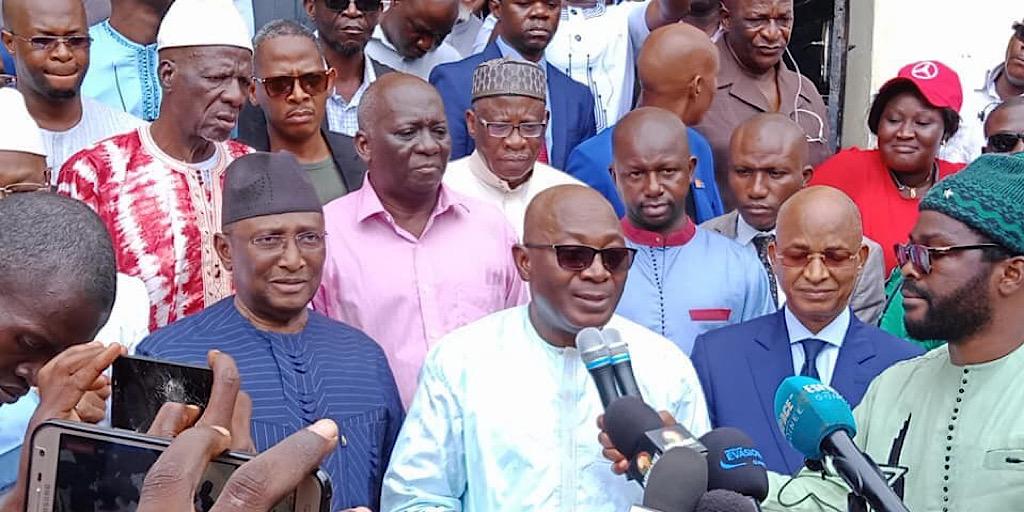Guinée/Le FNDC appelle à une manifestation contre Alpha Condé le 14 octobre 2019…(Déclaration)