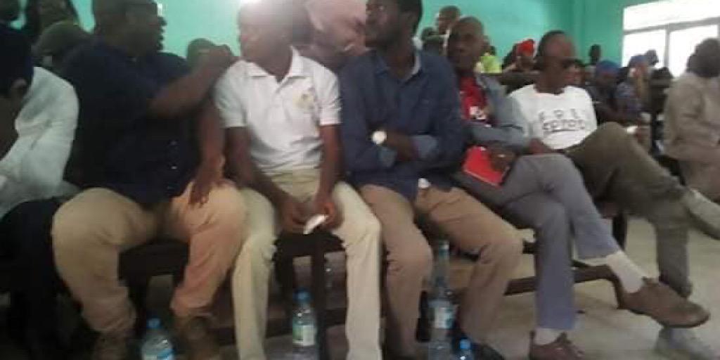 Amnesty International demande la libération des membres du FNDC (lettre)
