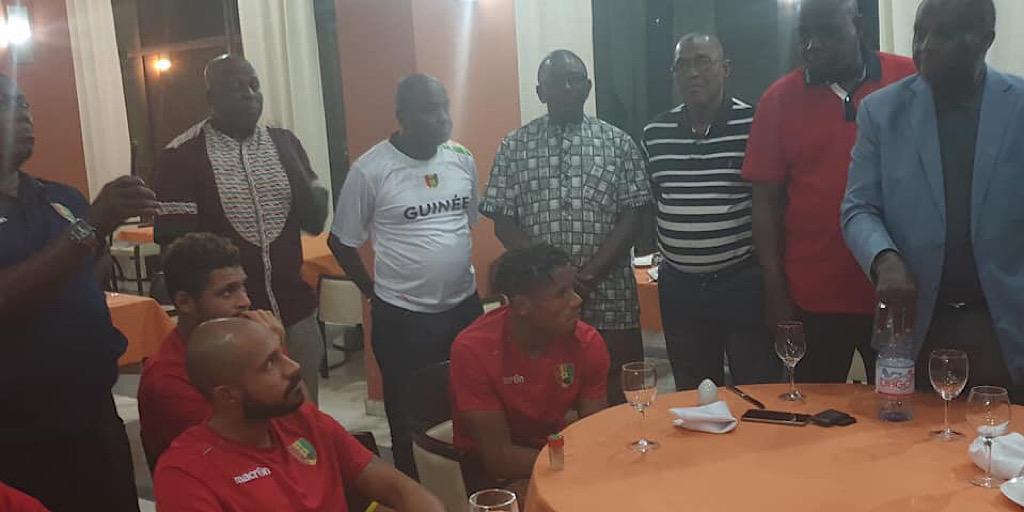Éliminatoires CAN Cameroun 2021 : Mali 2 – 2 Guinée